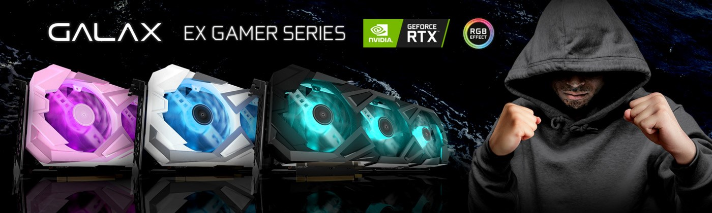 GALAX EX GAMER SERIES 30