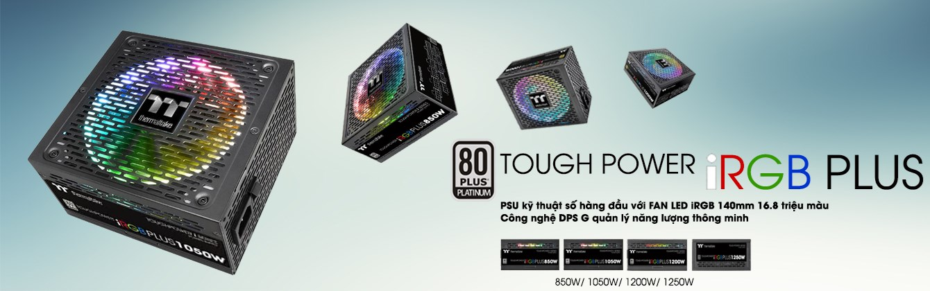 Nguồn Thermaltake Toughpower IRGB PLUS Platinum