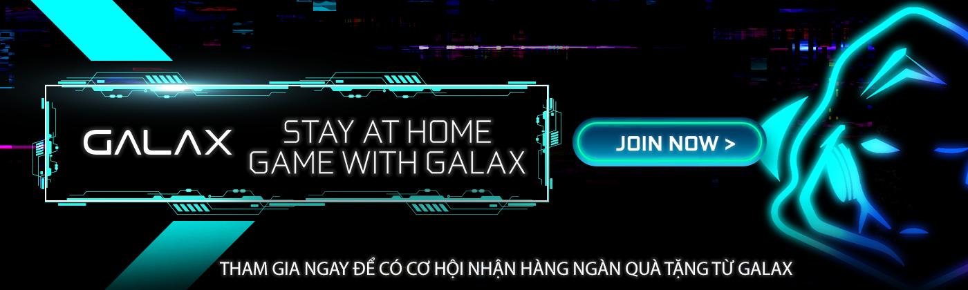 stay at home - game with galax