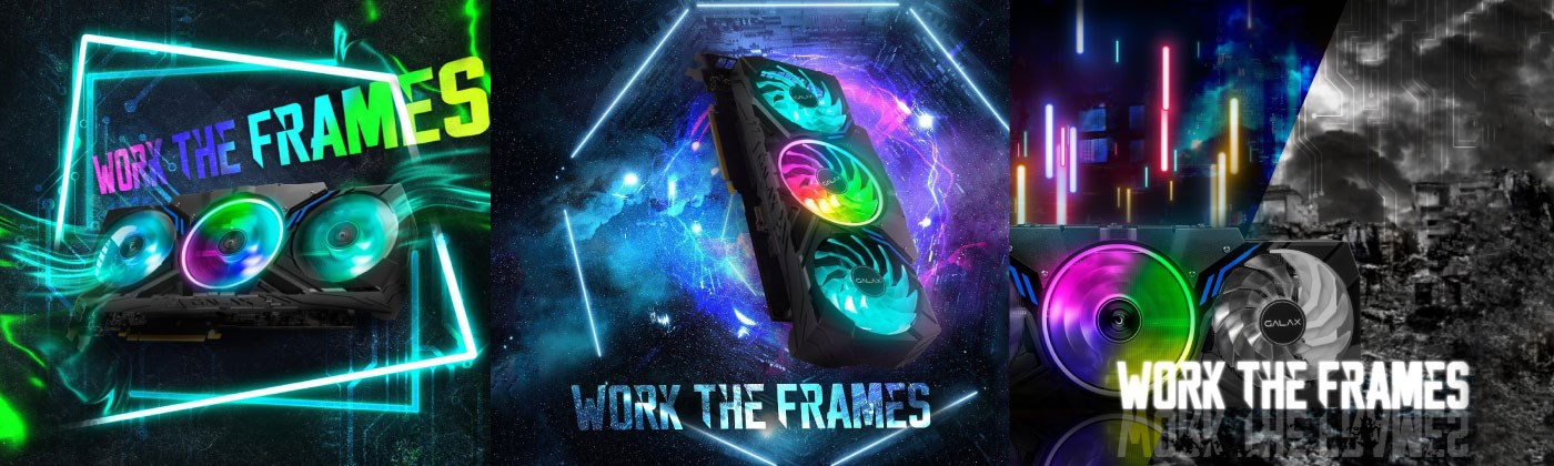 WORK THE FRAMES