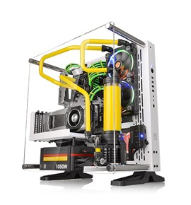Core P3 Snow Edition ATX Wall-Mount Chassis
