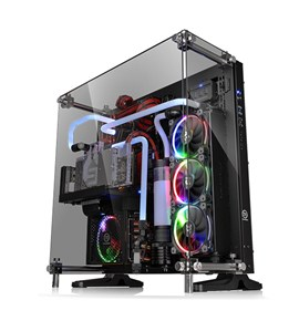 Core P5 Tempered Glass Edition ATX Wall-Mount Chassis
