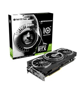 GALAX GeForce® RTX 2080 Super HOF 10th Anniversary Black Edition