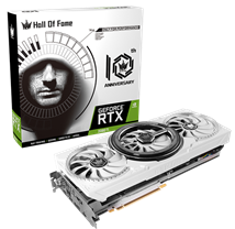 GALAX GeForce® RTX 2080Ti HOF 10th Anniversary Edition